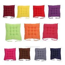 Indoor/Outdoor Garden Patio Home Kitchen Office Decro Chair Seat Soft Cushion