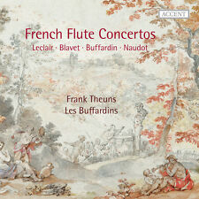 Jean-Marie Leclair - French Flute Concertos [New CD]
