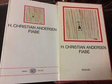 I Millenni -  Einaudi - H. Christian Anderson Fiabe
