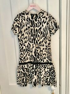 4575632e37f Image is loading Girls-Animal-print-dress-KC-Parker-By-Hartstrings-