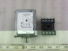 New Warrick Controls Gems 16MB1B0 Direct 10KΩ 8-Pin 120V Coil Control Relay