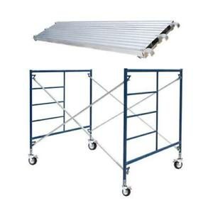 BRAND NEW Commercial Scaffolding Complete Units - Heavy Duty Ontario Preview