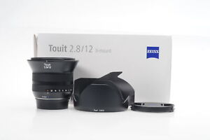 Zeiss 12mm f2.8 Distagon T * Touit Objektiv 12/2.8 Fujifilm X-Mount #331