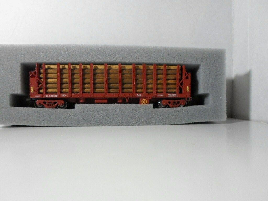 South African modellolo Railways   SAR Timber Load Wagon
