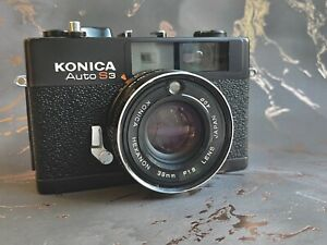 [Excellent+++] Konica Autorex Film Camera w/Hexanon 57mm f