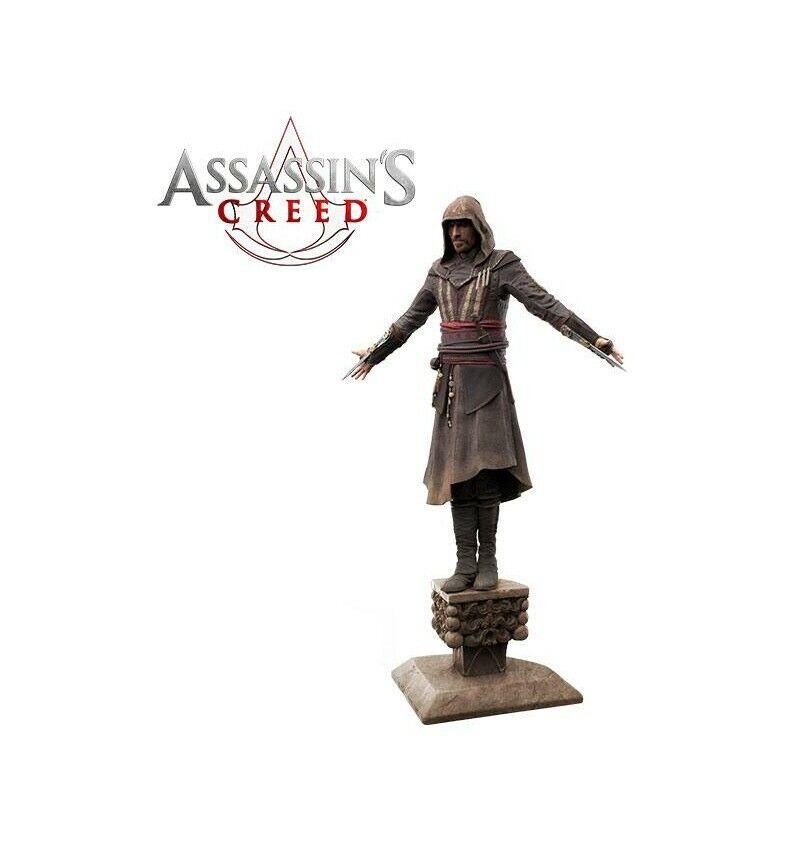 Triforce Assassin's Creed statue PVC 1 5 Aguilar 35 cm