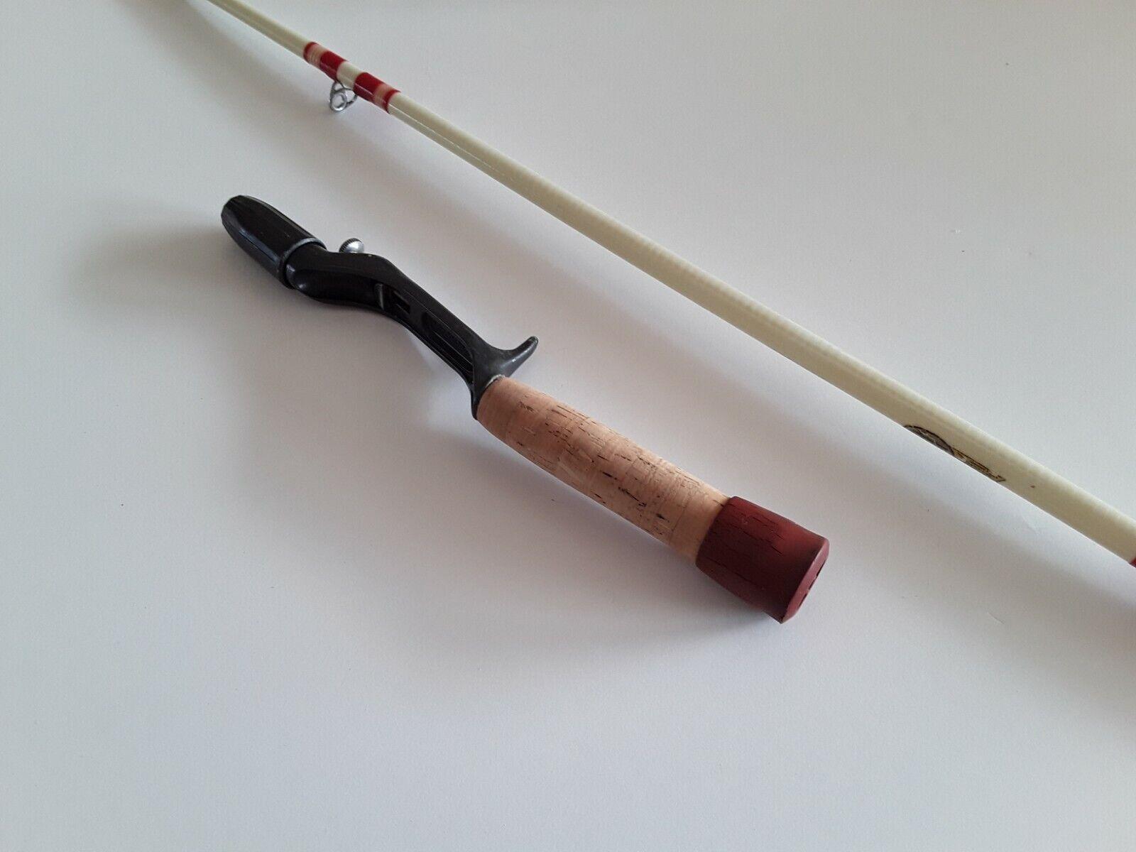 Vintage Shakespeare Wonderod Muskie Bait Casting Rod SS140EEJ 5'6