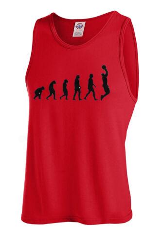 Evolution Basketball T-shirt// Long Sleeve//Tank Top ADULT /& KIDS XS2-4KIDS up 5XL