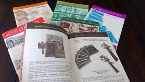 La Fourniture F. Flayderman & Co., Inc.. Catalogue 1966, 1967, No. 3, 4, 5 & 6-afficher Le Titre D'origine Artisanat Exquis;