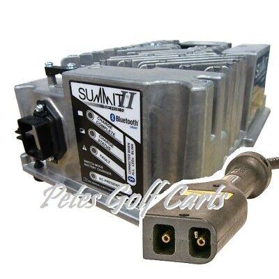 EZGO Golf Cart Battery Charger 36 Volt 18 Amp Lester Electric D36 602718 TxT EBay