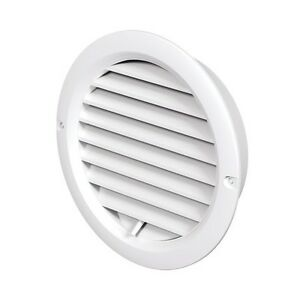 Adjustable Circle Air Vent Grille Cover 100 125mm Ducting