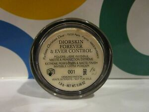 CHRISTIAN-DIOR-DIORSKIN-FOREVER-amp-EVER-INVISIBLE-POWDER-001-0-06-OZ-UNBOXED