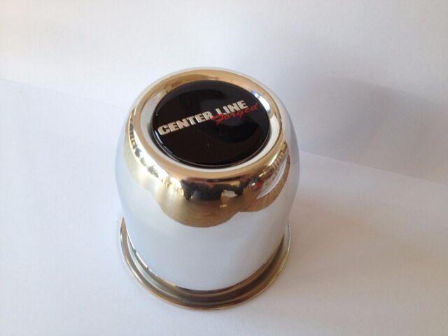 Centerline Cap Polished Alloy 80mm diam 1 0nly CONVO PRO,CONVO PRO WARRIOR.