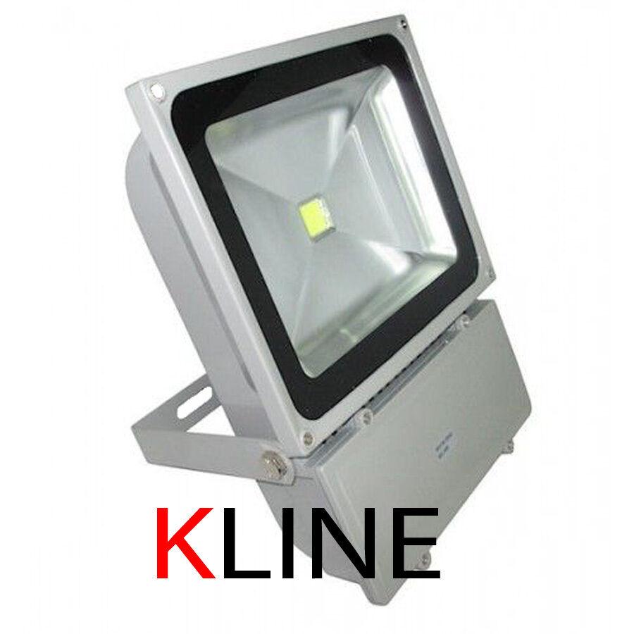 Proyector LED 100 W Exterior De Luz Kline Estanque 100 W Luz Fría