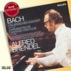 J.s. Bach Italian Concerto BWV 971 Chromatic Fantasia and Fugue BWV 903 CD