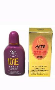 1-Bottle-101E-Herbal-Lotion-great-for-ACNE-Getaway-60ml-facial-red-spots-marks