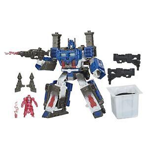 Transformers TAKARA Netflix leader Ultra Magnus New