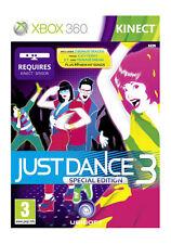 XBOX 360 GIOCO JUST DANCE 3 EDIZIONE SPECIALE-Boxed-condizioni eccellenti. £ 9.99