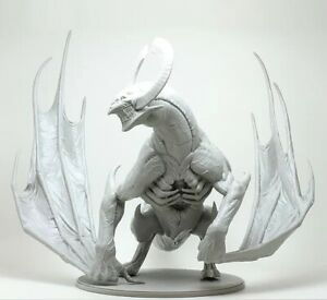 Dragon-King-Model-for-Kingdom-Death-Game-Resin-Figure-Recast-135-mm