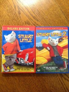Stuart Little Stuart Little 2 Dvd Ebay