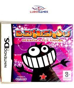 Bakushow-Pal-Spa-Nintendo-DS-Neuf-Scelle-Neuf-Videojuego-Scelle-Nouveau-Retro