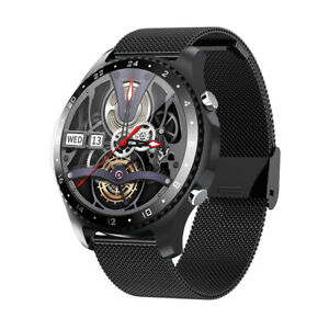 Bluetooth-Call Smart Watch Sports Fitness Tracker Heart Rate for Android IOS