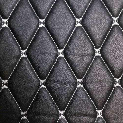 Kunstleder Auto-Fussmatten Automatten für Mercedes GLA BJ 13-19
