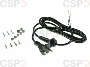 Robot Coupe 89163 Cable Alimentation 230v For Blenders Mp And Mmp