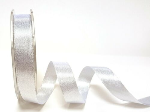 Bertie/'s Bows Brillo Satinado 3 mm 16 mm o 25 Mm-vendido por la longitud 2 M 10 mm