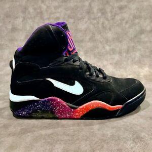 Details about 2012 NIKE AIR FORCE 180 Mid Phoenix Suns Size 8.5 Jordan Barkley XI 537330 017