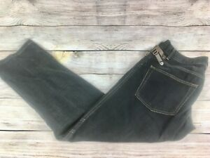 separation shoes b4141 6cba1 Details about JUST CAVALLI ITALIA MENS BLACK JEANS SIZE 38x52 FREE SHIPPING