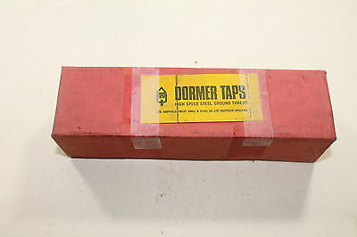 "NEW Dormer England HSS 1-3/8"" 6 tpi BSW Whitworth Bottoming Tap (WR.13b.B.1b)"