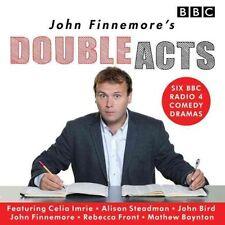 John Finnemore's Double Acts Six BBC Radio 4 Comedy Dramas 9781785294471