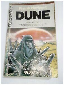 DUNE-DUNA-FRANK-HERBERT-Ed-ULTRAMAR-SPANISH-POCKET-1985