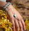 Armband Armreif Blogger Statement Sklavenarmband Vintage Midi Ringe Ethno Boho