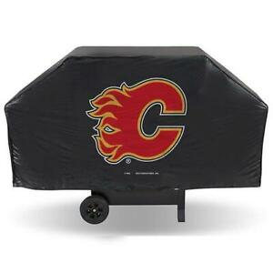 Calgary Flames Deluxe BBQ Cover (New) Calgary Alberta Preview