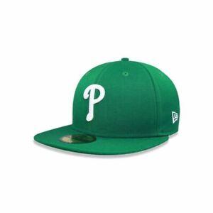 10023438-Mens-New-Era-MLB-59Fifty-Fitted-Cap-Philadelphia-Phillies