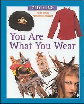 You are What You Wear (Clothing), Helen Whitty, New Book