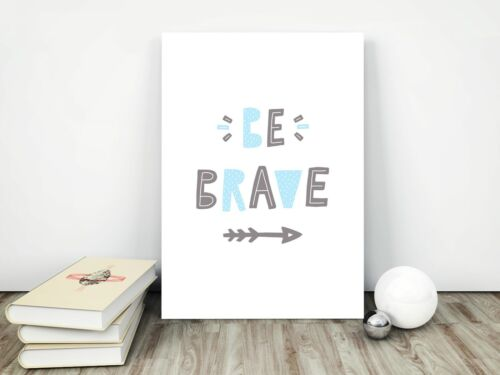 Grey and Blue Nursery Prints Baby Room Decor Pictures for Childrens Bedroom