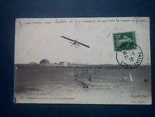 L323. CPA. Aviation. Ehrmann sur monoplan. de Constantine a Liancourt St Pierre