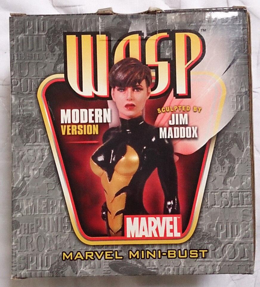 Marvel - comics bowen und mann an moderne version mini - pleite   statue mit box vgc