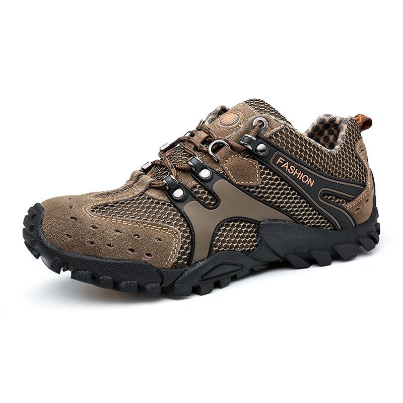Gli in stivali di gomma dell'alpinismo uomini outdoor trekking scarpe in Gli scarpe da trekking 4a661c