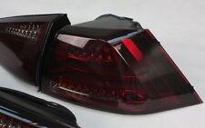 LED BAR RÜCKLEUCHTEN SET VW GOLF VII 7 ab 2012 ROT RAUCH RED SMOKE LIGHTBAR NEU