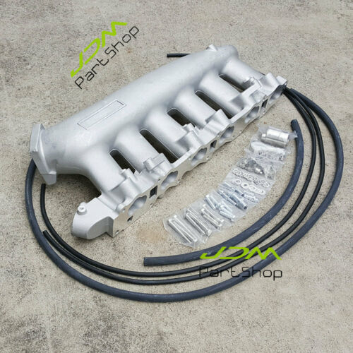 Cast Aluminum Air Intake Manifold For Nissan Skyline RB25 RB25DET R32 R33 R34