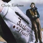 Farlowe That! by Chris Farlowe (CD, Oct-2013, MIG (Made In Germany))