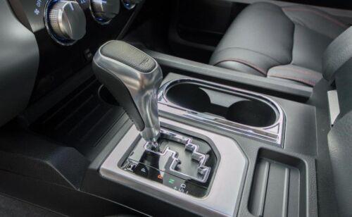 Genuine OEM Toyota Tundra 2014 TRD Aluminum /& Leather Shift Knob PTR57-34140