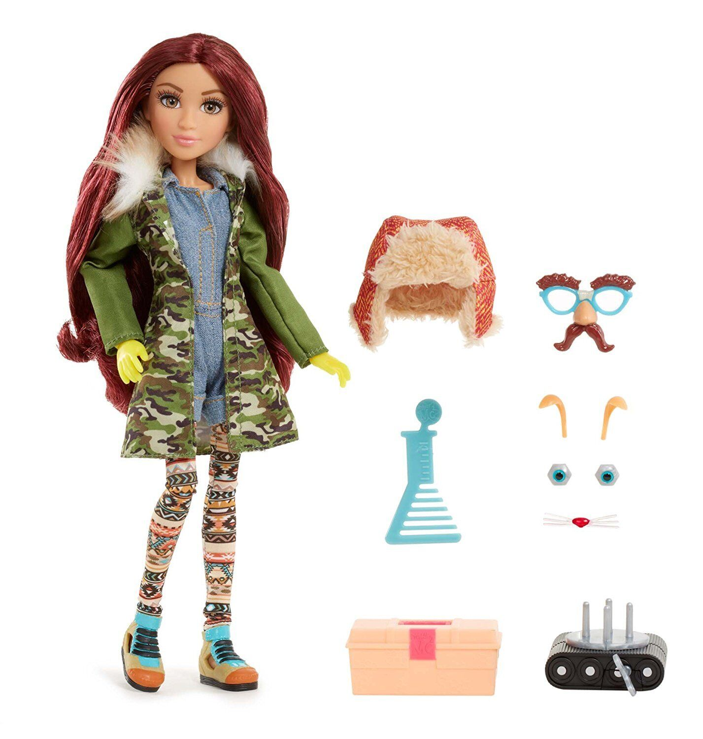 PROJECT MC2 CAMRYN'S ROBOT  WITH DOLL - BNIB