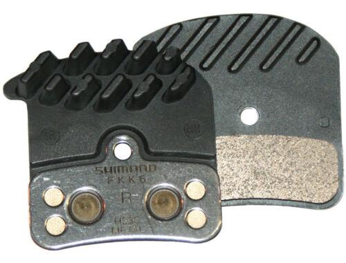 Shimano H03C Saint M820 Metal Disc Brake Pads With Spring Mountain Bike