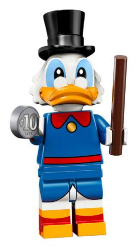 Figur Donald Entenhausen Scrooge Dagobert Duck LEGO 71024 Disney Serie 2