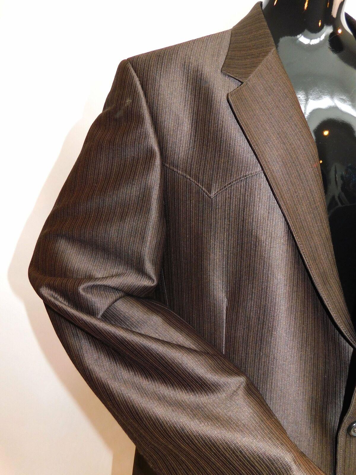Vintage 1960s Western Suit by H BAR C Ranchwear H… - image 1